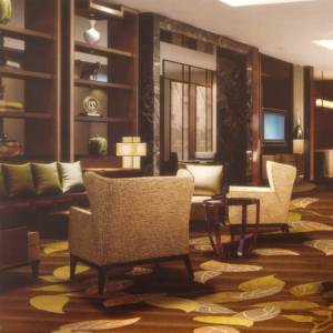 ZSY6579, hotel floor carpet...