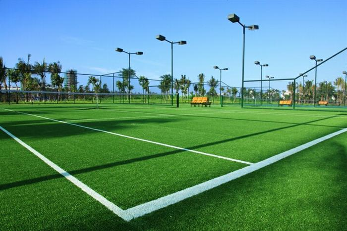 Appearance of artificial grass