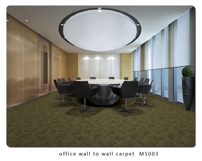 office wall to wall carpet  M5003