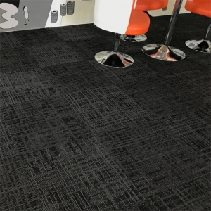 PP commercial 50x50 carpet...