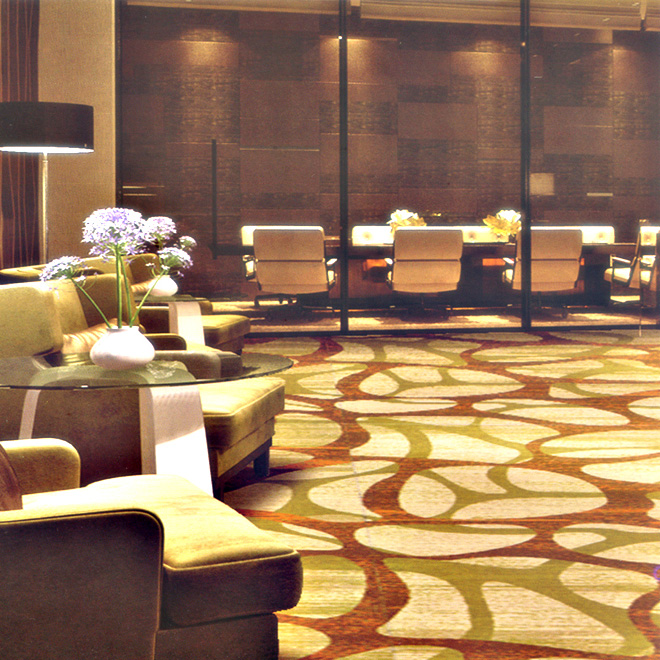 ZSY6583, modern wall to wall carpet, hotel carpet