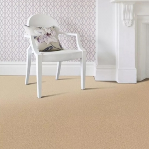 Soft wool residence carpet w...