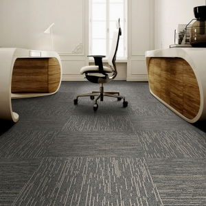 Fashion Design PP Carpet Tile for Office